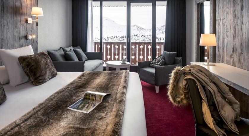 Hôtel le Pic Blanc **** 1
