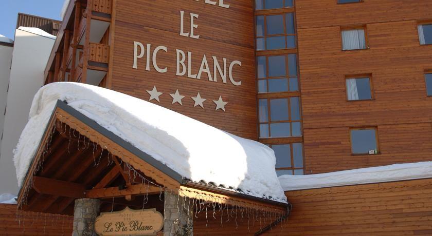 Hôtel le Pic Blanc **** 3