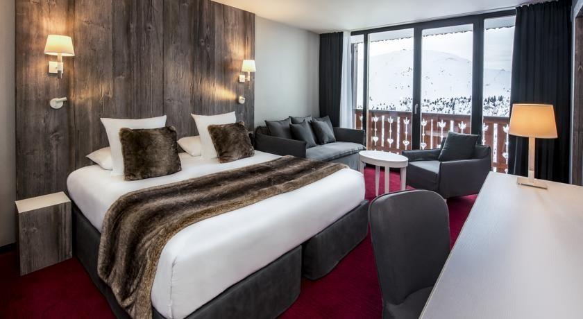 Hôtel le Pic Blanc **** 8