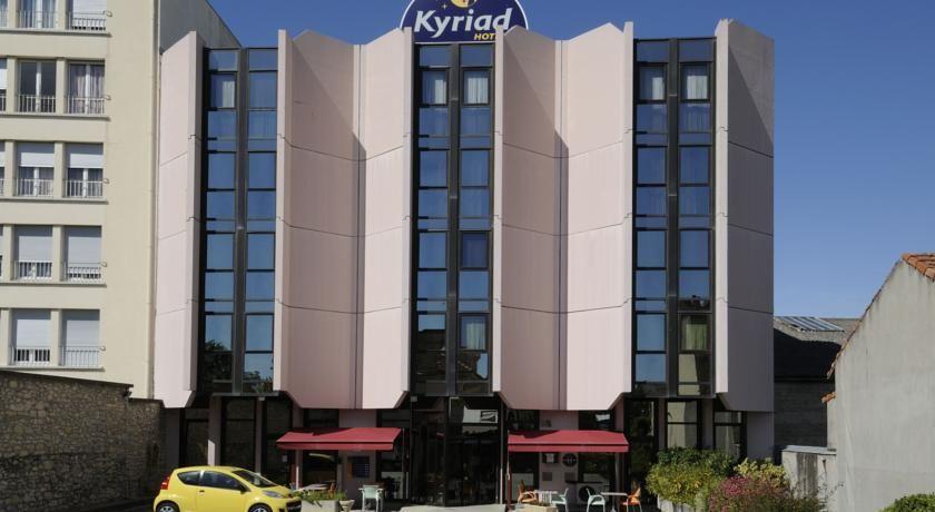 Hôtel Kyriad Montélimar *** 10