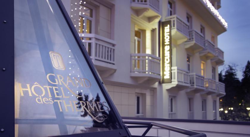 Mercure Brides-les-Bains Grand Hôtel des Thermes **** 1