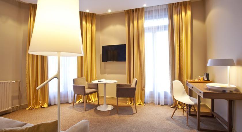 Mercure Brides-les-Bains Grand Hôtel des Thermes **** 8