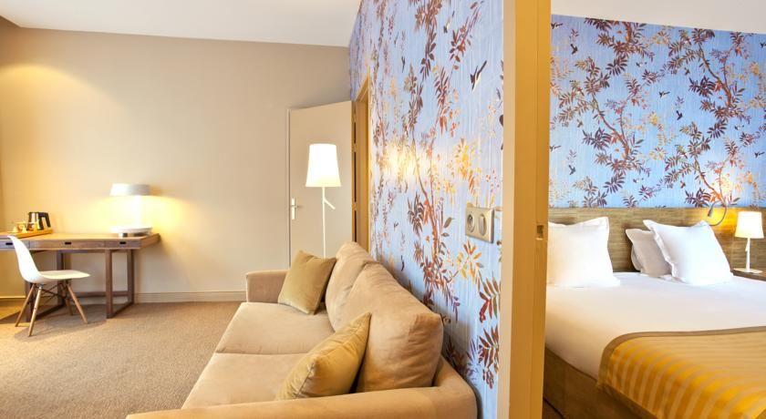 Mercure Brides-les-Bains Grand Hôtel des Thermes **** 44