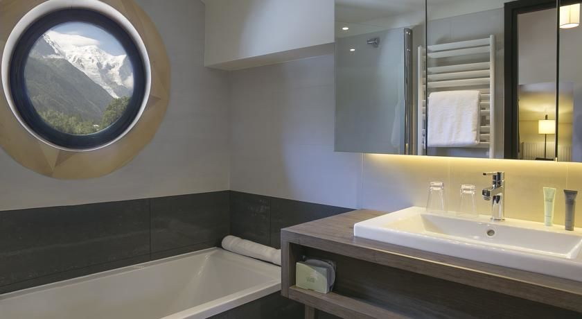 Best Western Plus Excelsior Chamonix Hôtel & Spa **** 8