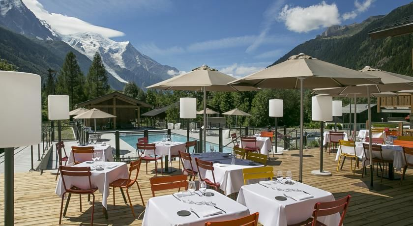 Best Western Plus Excelsior Chamonix Hôtel & Spa **** 11