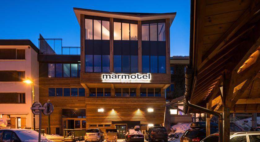 Marmotel & Spa *** 14