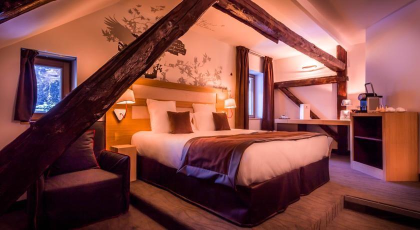 Grand Aigle Hôtel & Spa **** 1