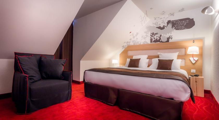 Grand Aigle Hôtel & Spa **** 16