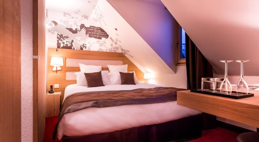 Grand Aigle Hôtel & Spa **** 17