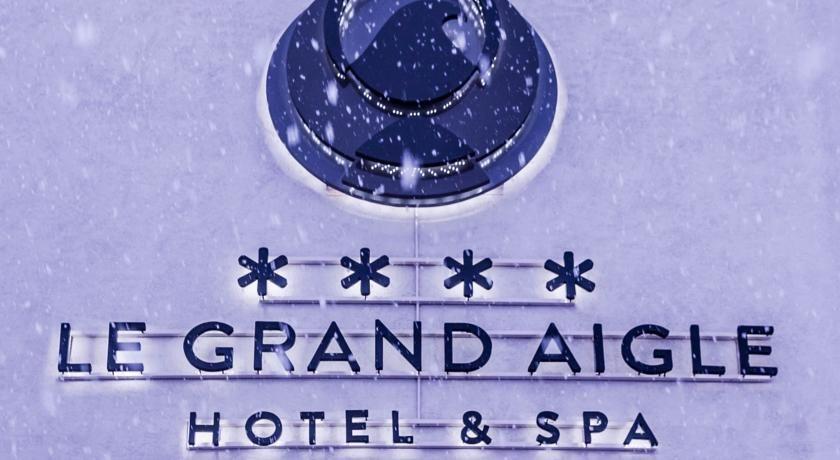 Grand Aigle Hôtel & Spa **** 33