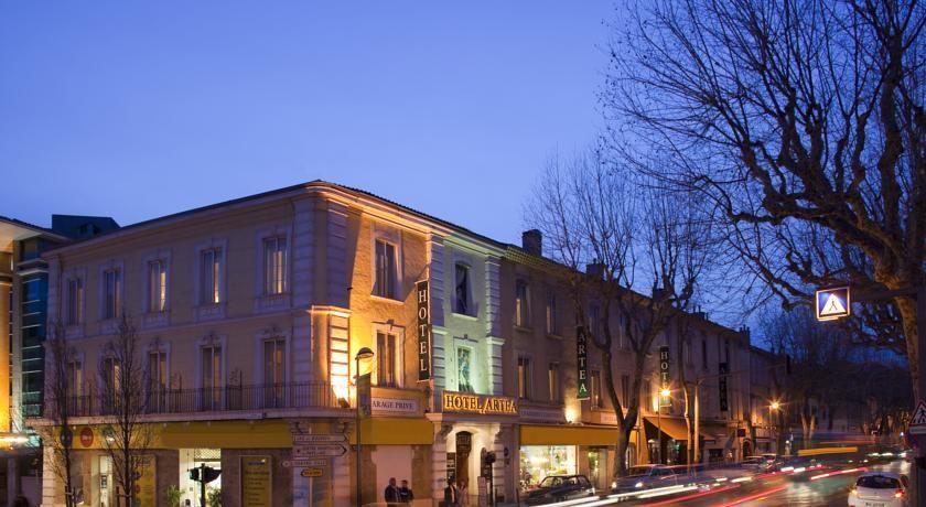 Hôtel Artea Aix Centre *** 14