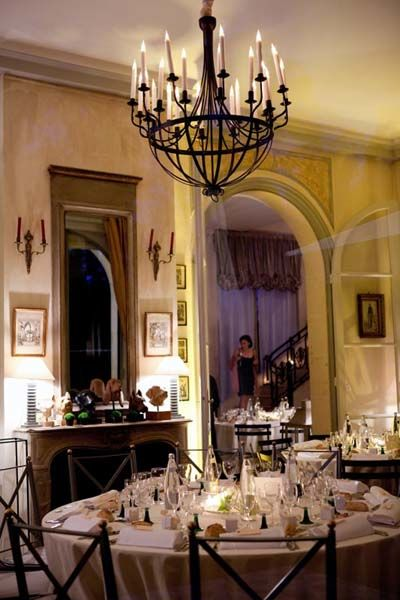 Domaine de la Vigne de Paris-Bagatelle Réception