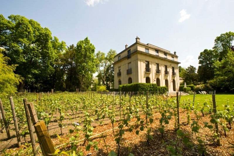 Domaine de la Vigne de Paris-Bagatelle Extérieur