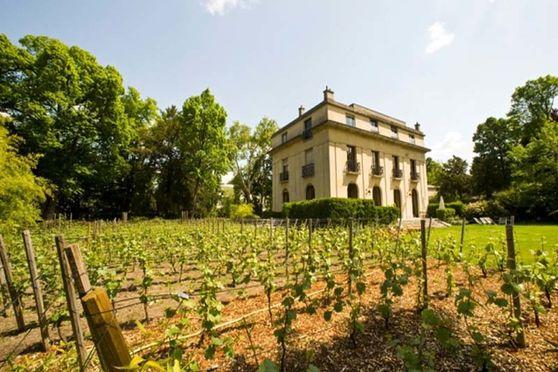 Salle séminaire  - Domaine de la Vigne de Paris-Bagatelle
