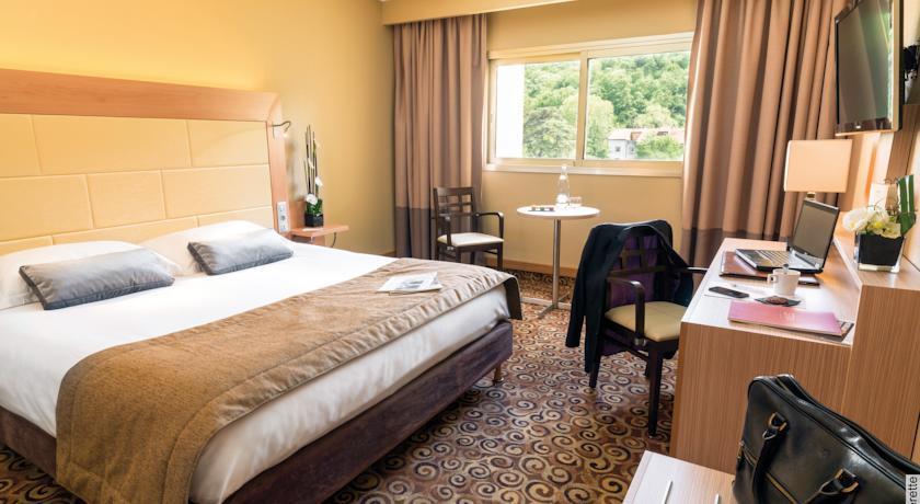 Hôtel Lyon Métropole **** 13