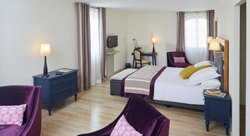 Castel Maintenon Hôtel Golf SPA Chambre