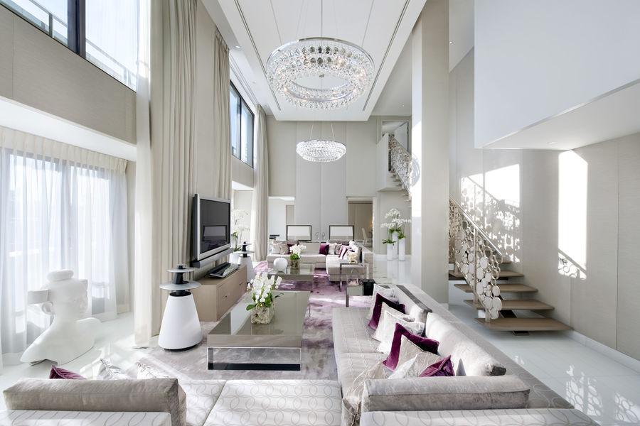 Hôtel Mandarin Oriental ***** Suite Royale Mandarin