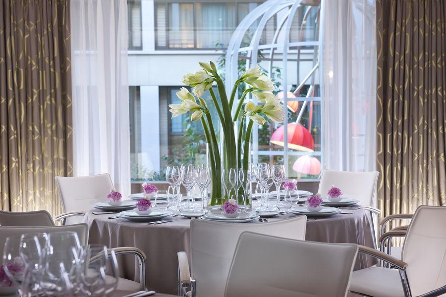 Hôtel Mandarin Oriental ***** Salon Oolong