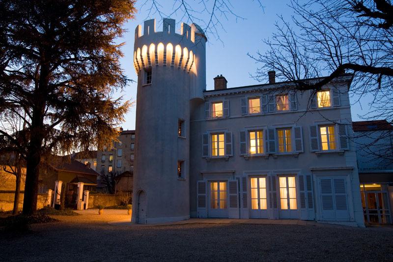 Chateau de montchat 3