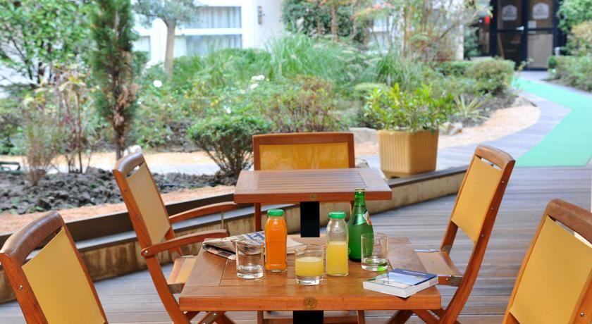 Best Western Hotel Crequi Lyon Part Dieu 13