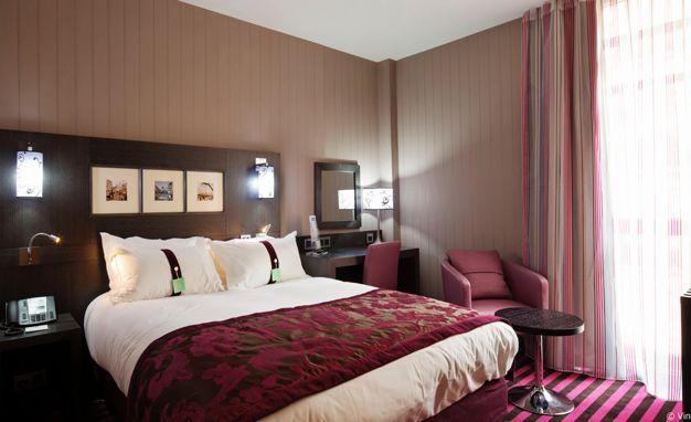 Holiday Inn Paris Notre Dame *** Chambre