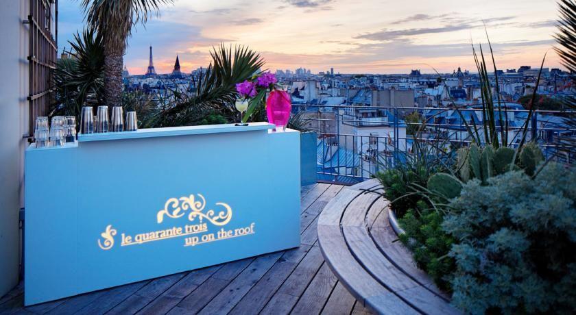 Holiday Inn Paris Notre Dame *** 33