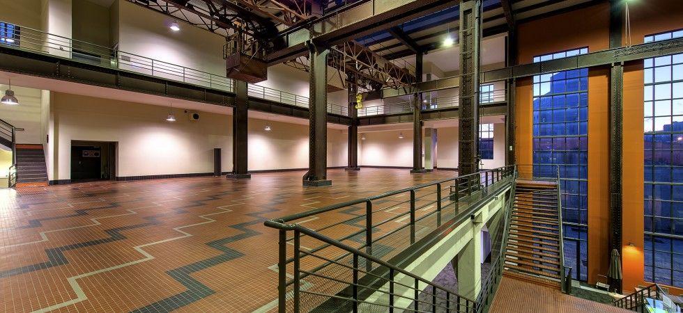 Cité du Cinéma Mezzanine