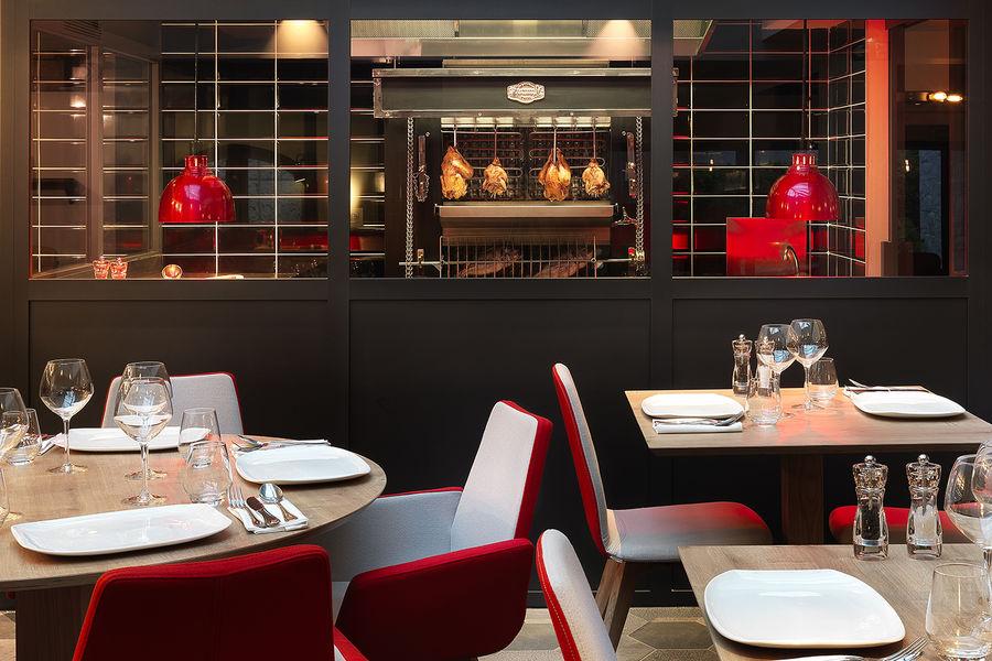 Hôtel Le Prieuré *** Restaurant