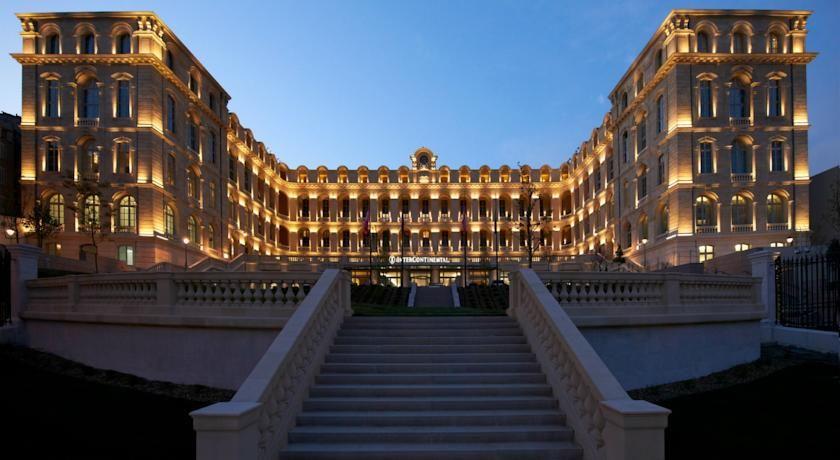 InterContinental Marseille Hôtel Dieu ***** 4