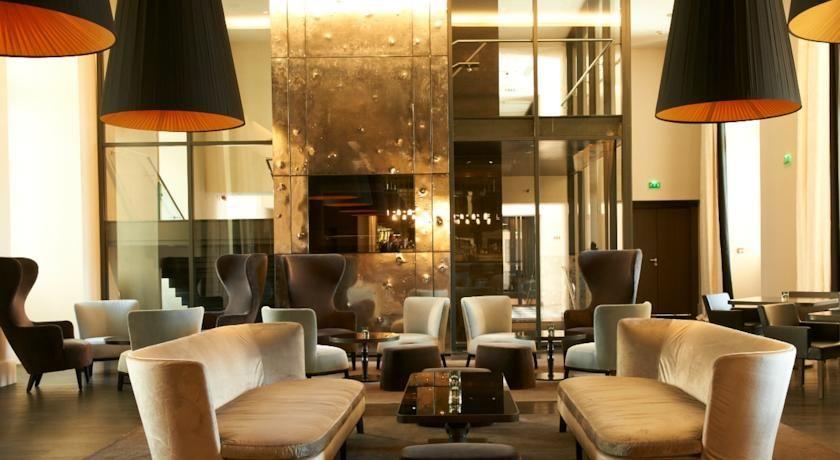 InterContinental Marseille Hôtel Dieu ***** 37