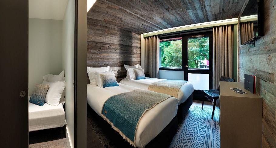 Hôtel Le Prieuré *** Chambre