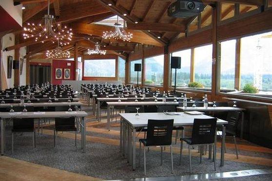Salle séminaire  - Hôtel de l'Alpina ***