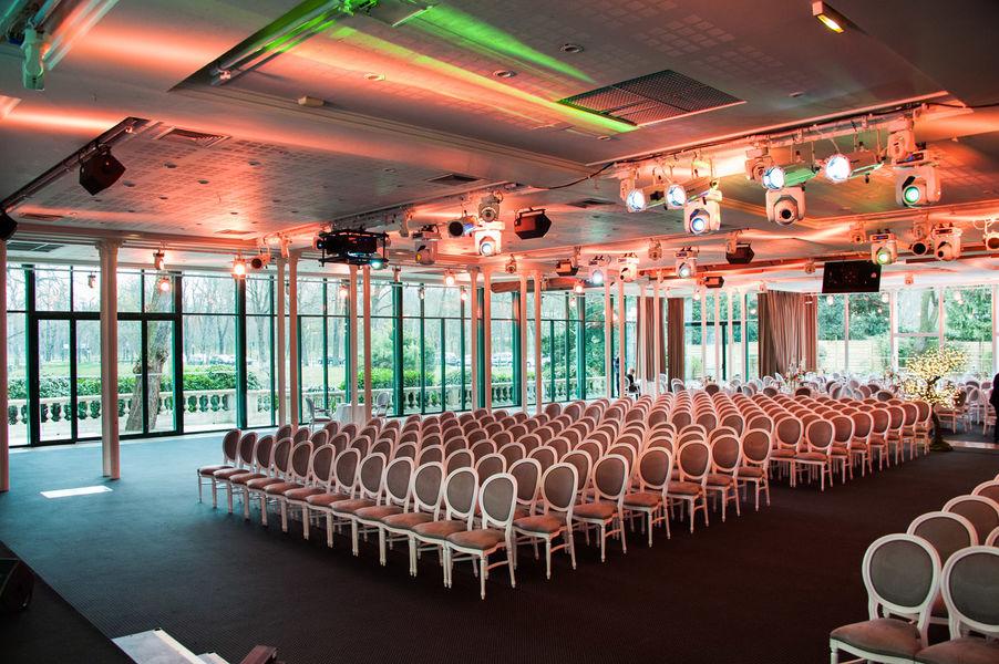 Pavillon Armenonville Longchamp
