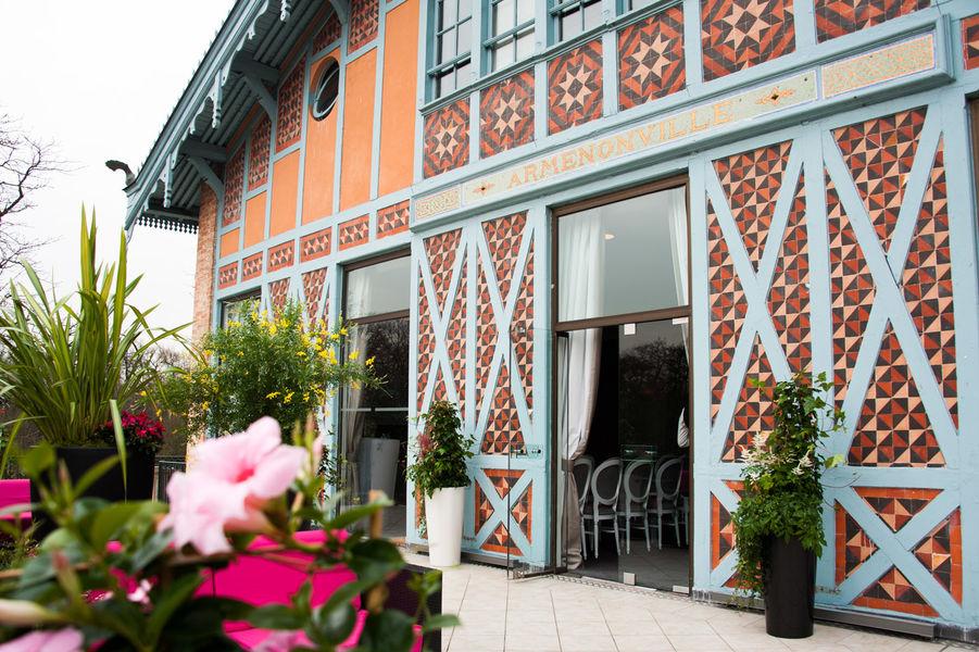 Pavillon Armenonville Vue extérieur
