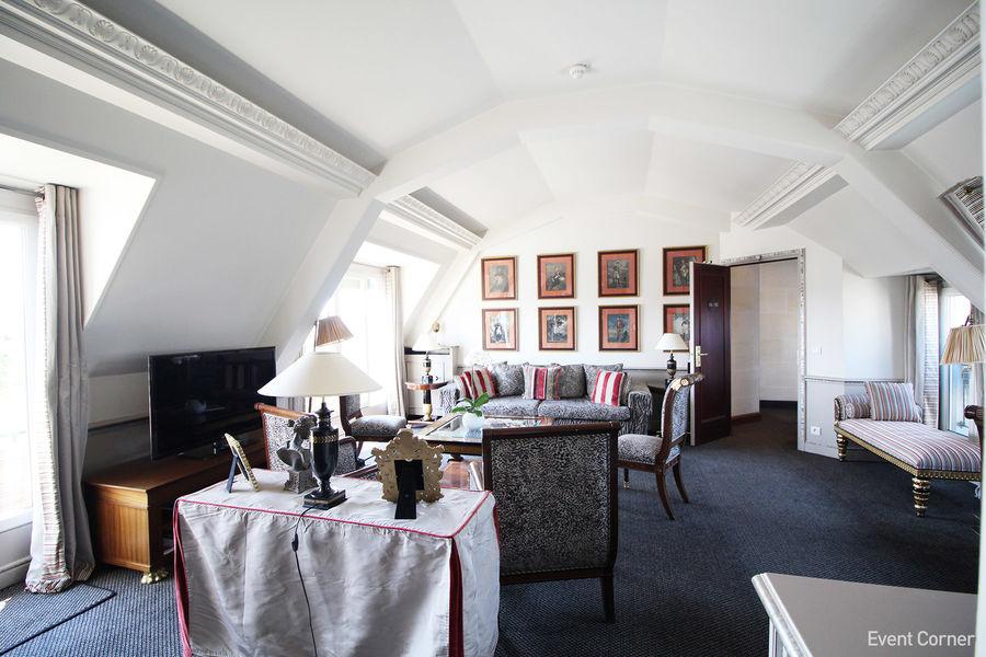Hôtel Napoléon ***** Suite impériale