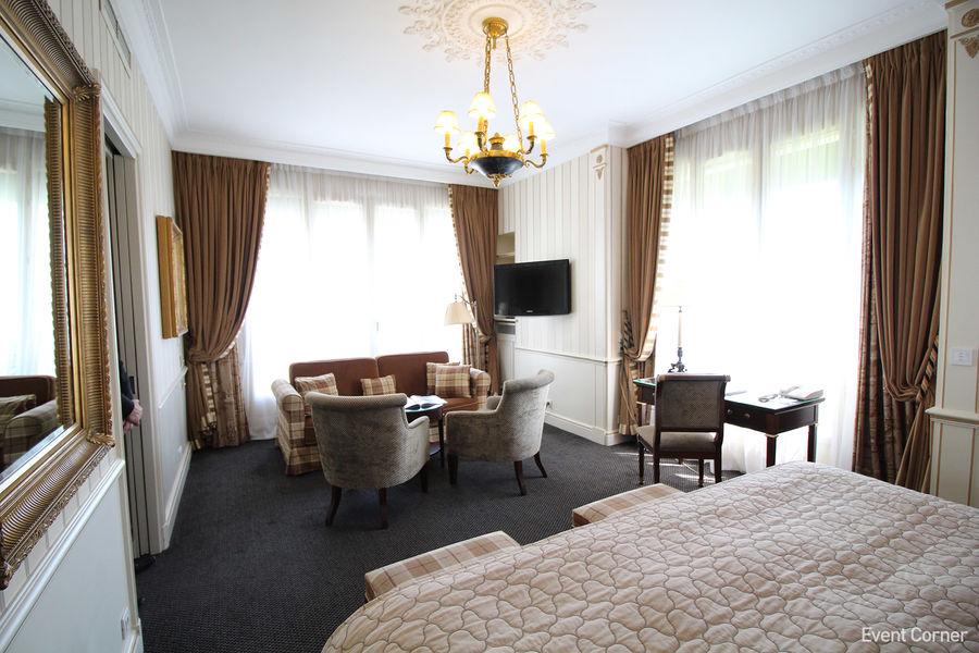 Hôtel Napoléon ***** Suite
