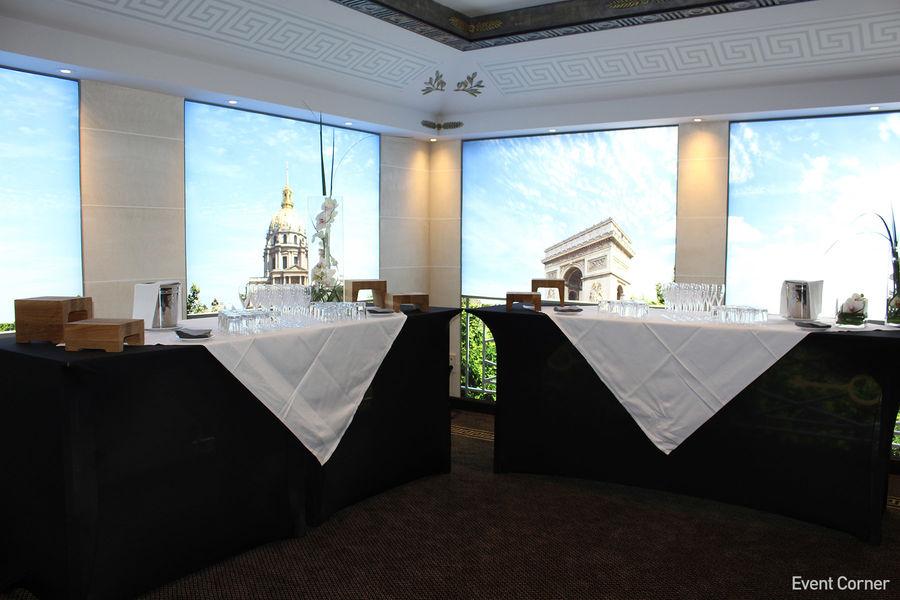 Hôtel Napoléon ***** Bar à cocktail