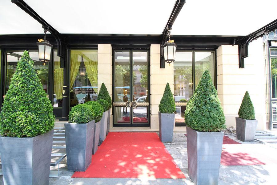 Hôtel Napoléon ***** Entrée