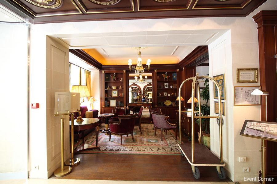 Hôtel Napoléon ***** Lobby
