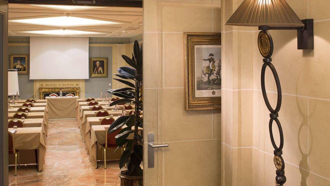 Hôtel Napoléon ***** La Pagerie