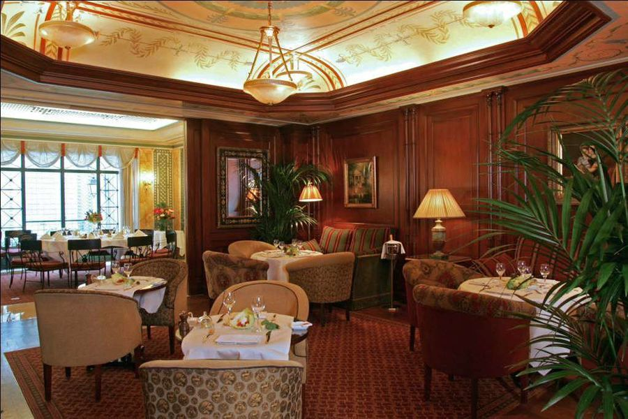 Hôtel Napoléon ***** Bivouac + Verrière