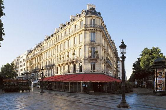 Salle séminaire  - Hôtel Barrière Le Fouquet's *****