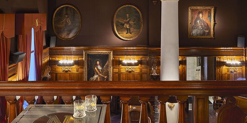 Hôtel Le Negresco ***** Mezzanine du Bar