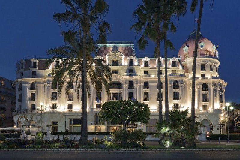 Hôtel Le Negresco ***** Vue extérieur