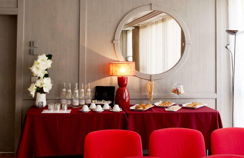 Hôtel Nice Riviera **** Pause café