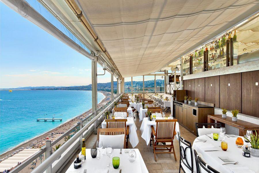 Hôtel Le Méridien **** Terrasse panoramique