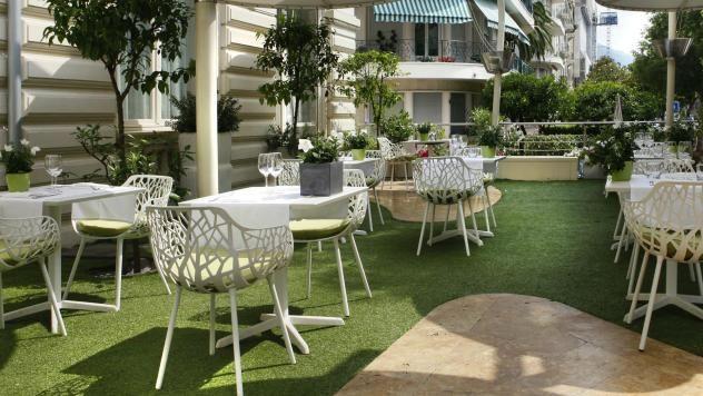 Hôtel Boscolo Exedra Nice ***** Terrasse