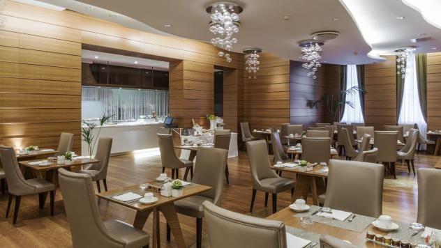 Hôtel Boscolo Exedra Nice ***** Atmosfera