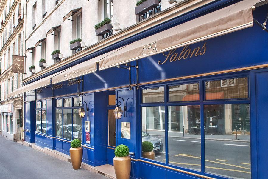 Hôtel France Albion ** Façade