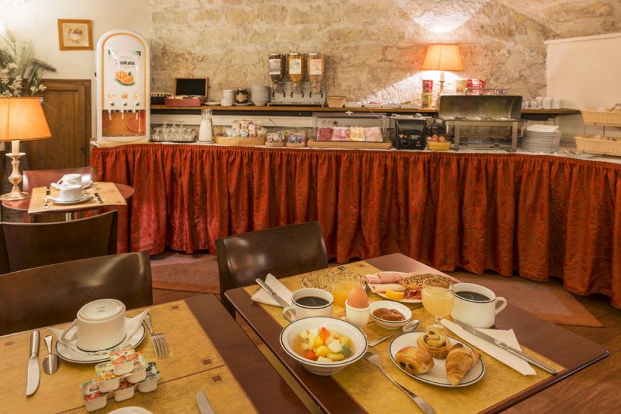 Hôtel France Albion ** Espace collation
